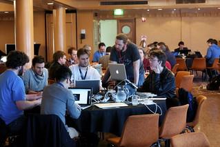 PyCon Australia 2012 Sprints