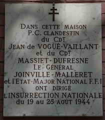 Photo of Stone plaque № 8996