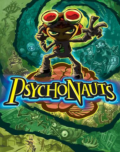 PS2 Classics: Psychonauts