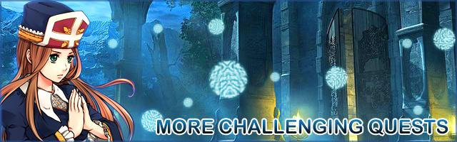 More quests in Einherjar