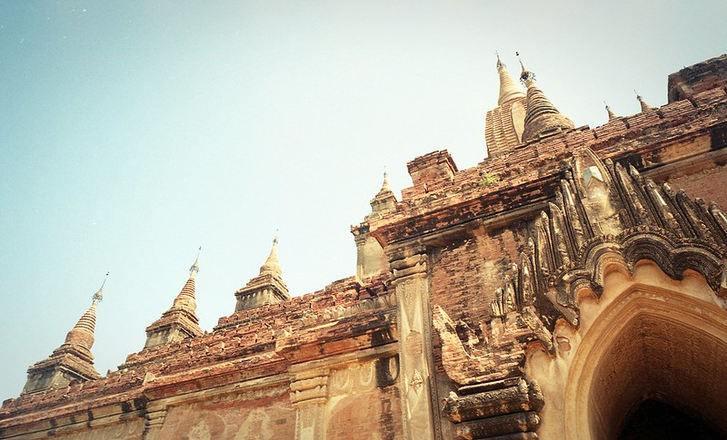 Bagan...the places full of Stupa