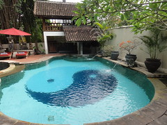 The Pool at The Seri Suites