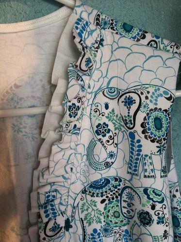 aurelia cardigan WIP