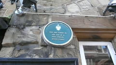 Photo of Austin Friary, Northallerton green plaque