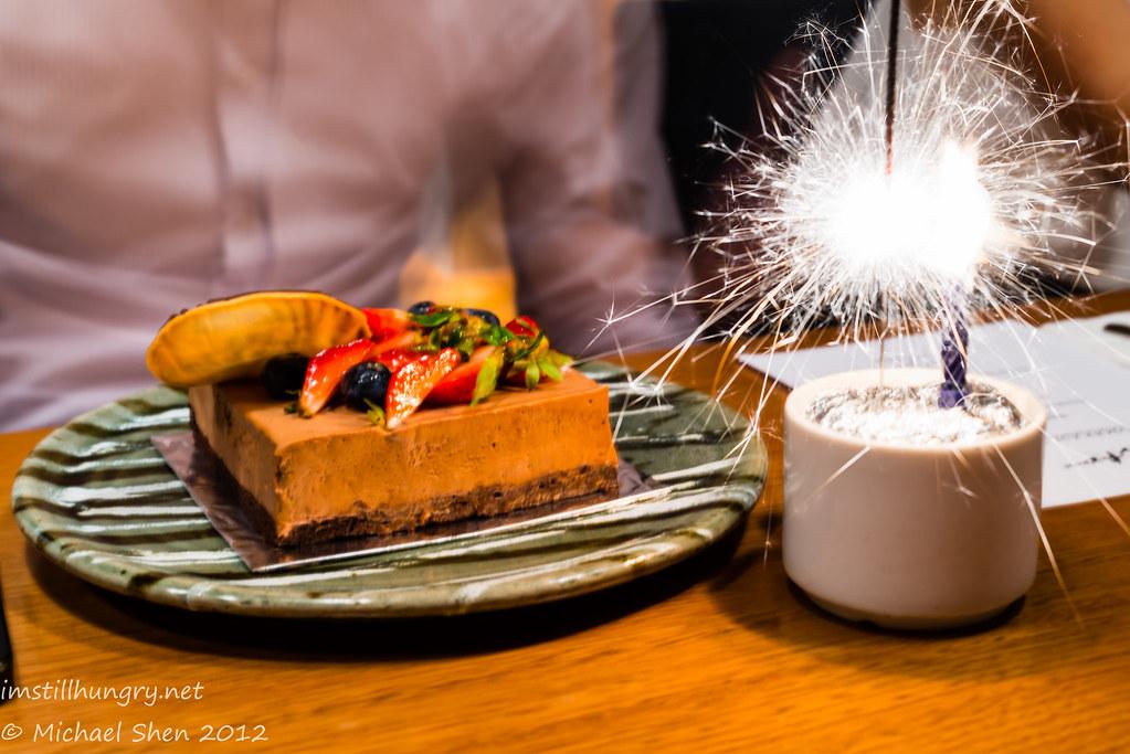 Azuma Chifley cake