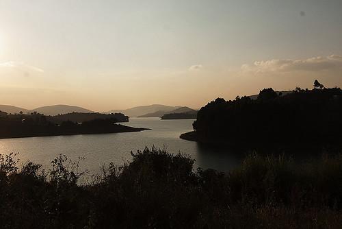 Lago Bunyanyi, Uganda