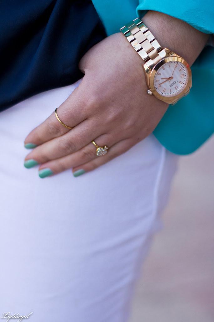 turquoise blazer, white jeans, navy blouse-5.jpg