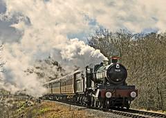 Severn Valley Railway 2014 Spring Steam Gala.