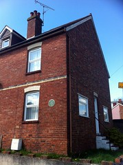 Photo of Green plaque number 30633