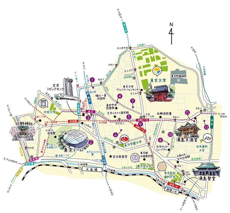 Map 地図マップ