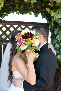 Melissa Jean Photography - Cali and David Wedding Photography686