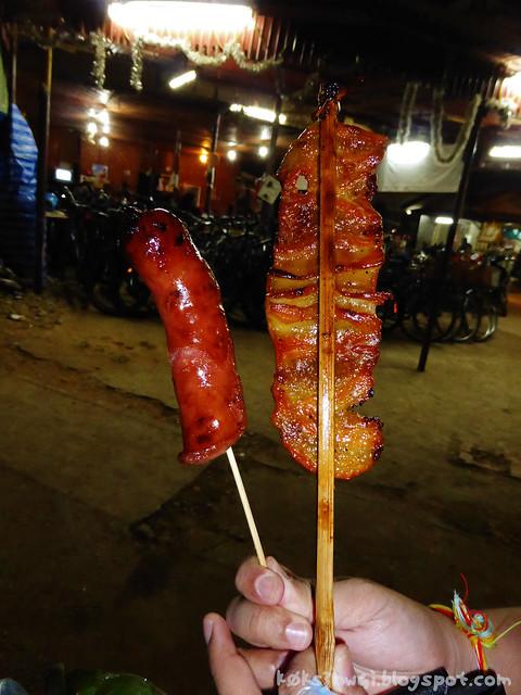 Vang Vieng Tubing 17 Barbecue