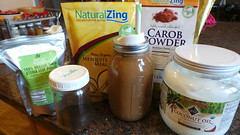 Mellow Minty Carob Chiller