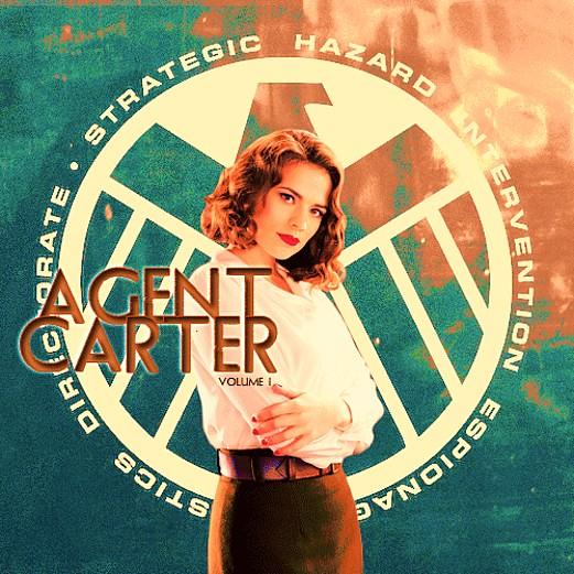 Agent Carter - Season 1 - Poster 3