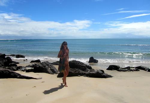 Bassa marea e si passeggia