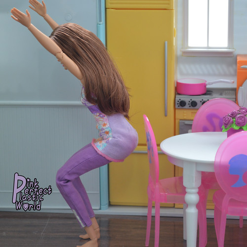 #yoga4growth challenge day 2 Chair Pose aka Utkatasana