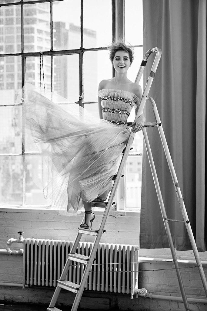 Кирнан Шипка — Фотосессия для «Carolina Herrera» 2016 – 7