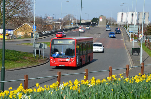 Stagecoach 36335 on route 469