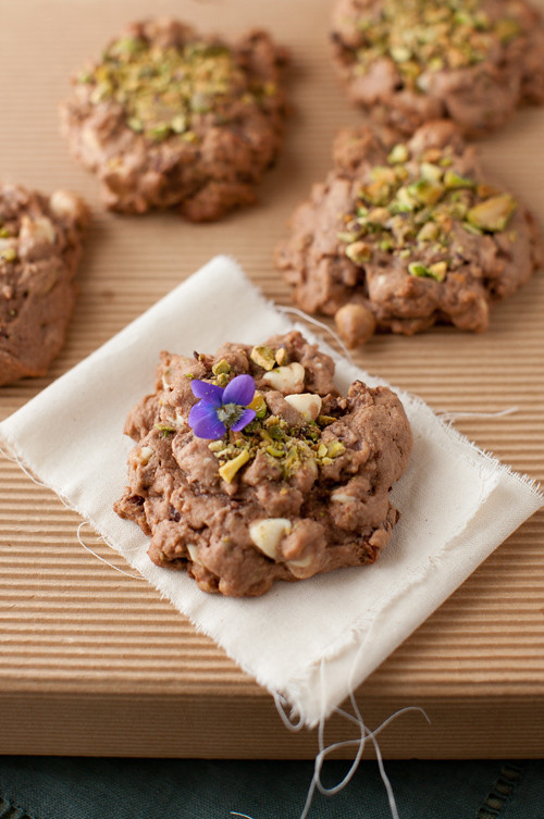 Chocolate Pistachio Cookie 2