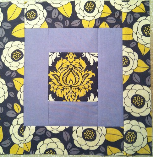March MoMs Quilting Bee Round 2 by TiffBlakey