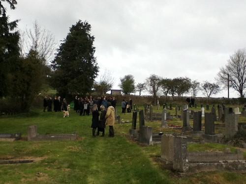 Llansantffraid Cemetery