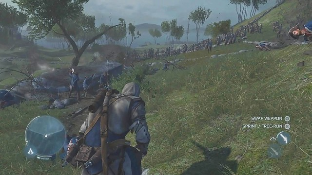 PAX East: Assassin's Creed III Leaked Gameplay Screen Grabs