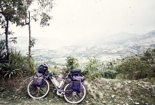 Nepal cycling