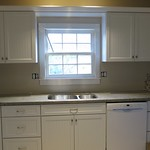 kitchen cabinet & countertops, done!