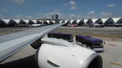 Apron Buses, Suvarnabhumi Airport, Bangkok