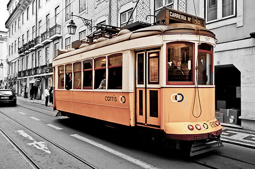 10 Fotos curiosas de Tranvías