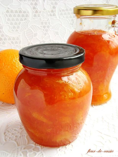 апельсиновый мармелад 2
