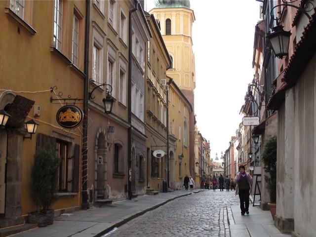 Switojanska Street, Warsaw
