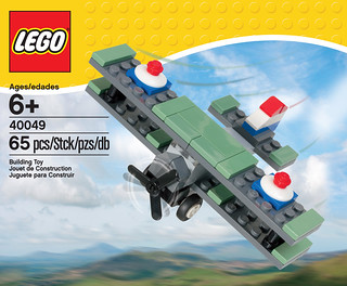 40049 Mini Sopwith Camel