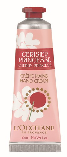 Cherry Princess hand cream 30ml_Php 495