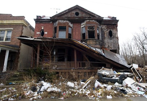 The Remains of Detroit - Photo Essays - TIME