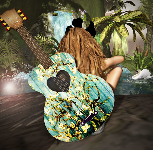Acoustic Guitar from ::{u.f.o}:: for Collabor88