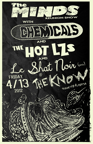 4/13/12 TheMinds/Chemicals/HotLZs/LeShatNoir