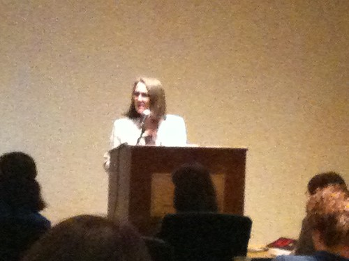 Kate Daniels, Northwestern Univ. Writers' Festival