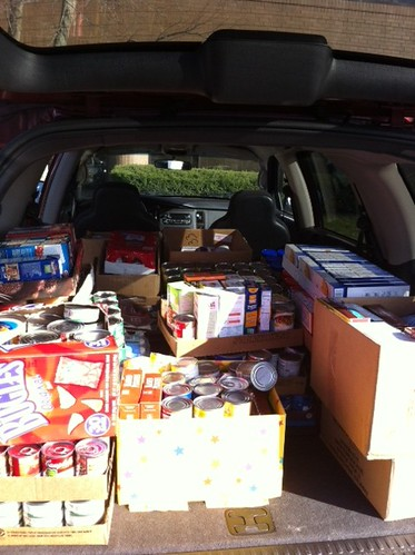 Corporate Office Corizon supports local Food Bank by Corizon Connections Blog