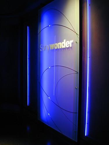 Sony Wonder Entrance