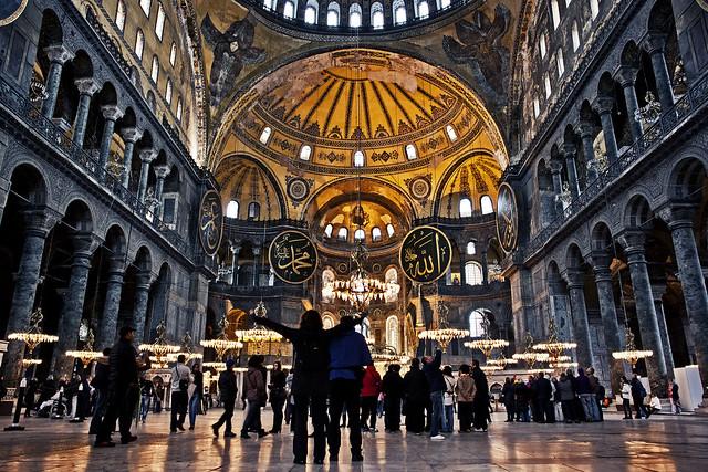 Aya Sofya  Hagia Sophia Museum  Istanbul Turkey  Flickr ...