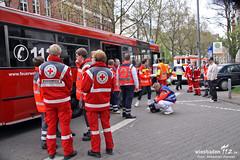 Küchenbrand Bülowstraße 25.04.12