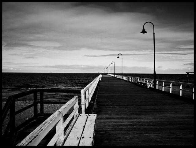 Lone Pier