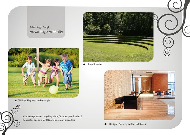 Amenities at Kolte-Patil Beryl 3 BHK Flats  - 1555 saleable Rs. 78.8 Lakh Onward & 1715 Saleable Rs. 86.3 Lakh Onward -  at Kharadi Pune 411 014 - 12