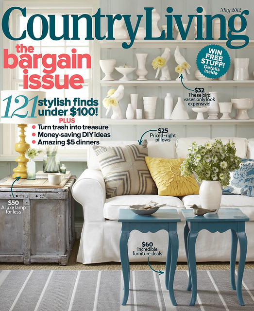 MAY COVER Country Living