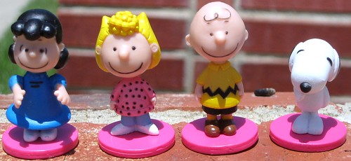 A Charlie Brown Valentine's game Sababa Toys 2007 (5)