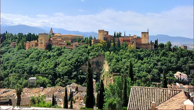 Granada : The Alhambra