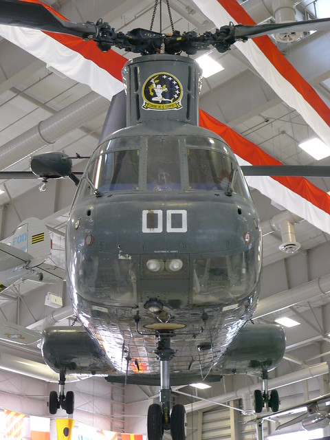 Front: CH-46 Sea Knight