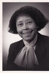 CGCC President Arnette Ward, 1992