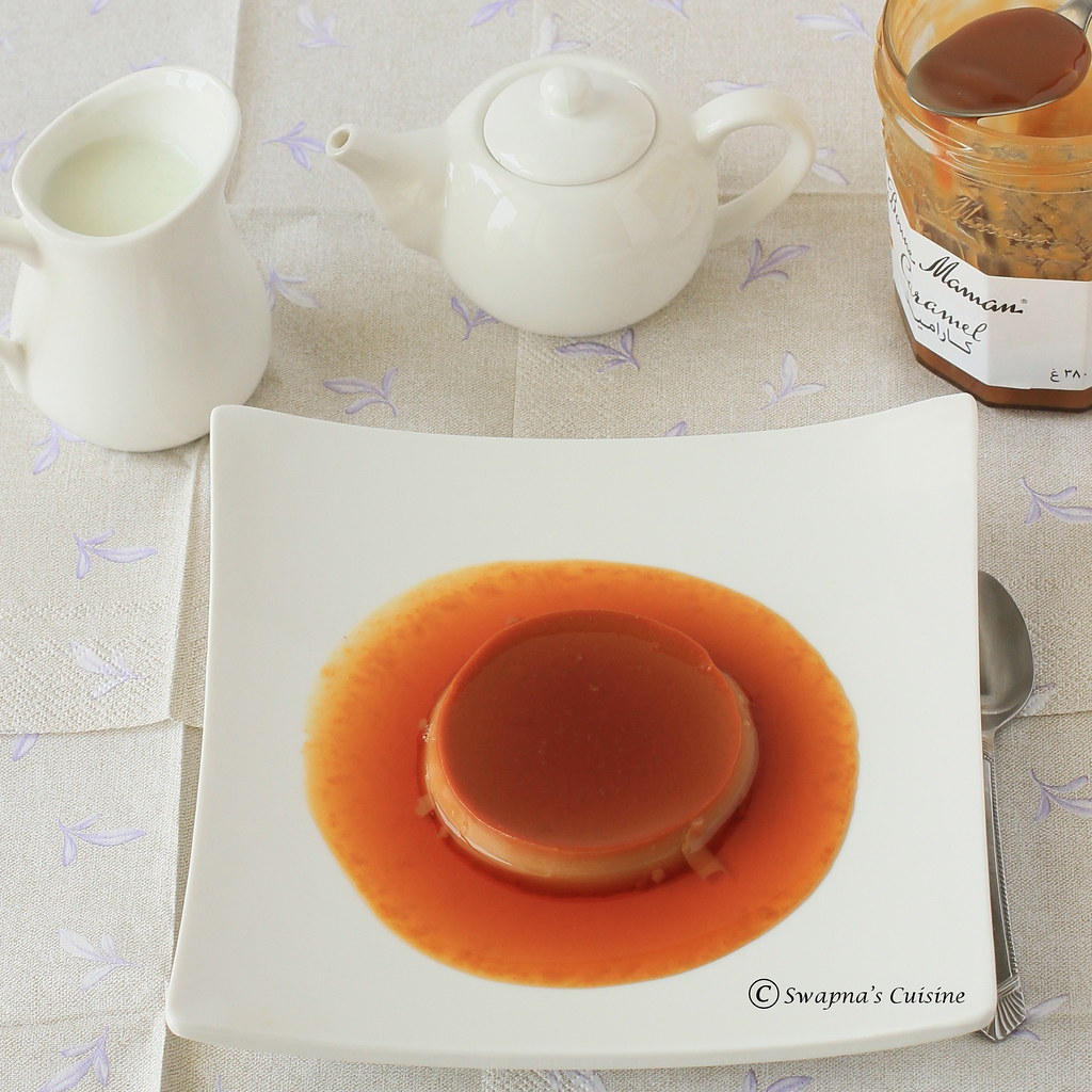 Dulce de Leche Creme Caramel Photo